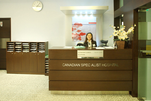 Canadian Specialist Hospital-CSH